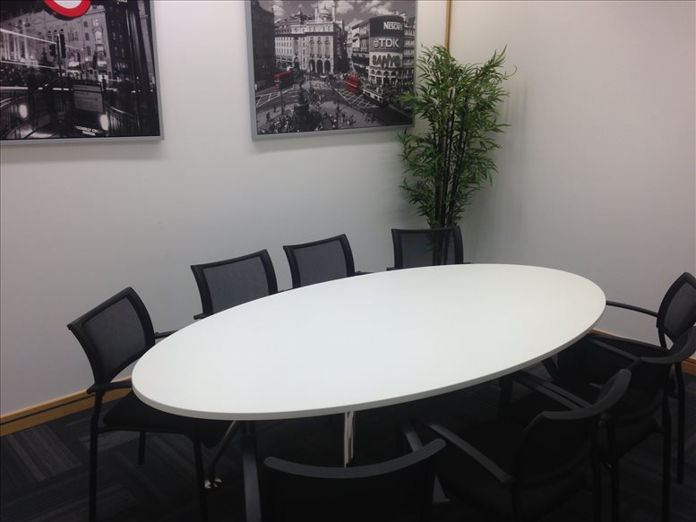 Docklands Office Space for Rent on Bellerive House, 3 Muirfield Crescent, Ground & 5th Floor