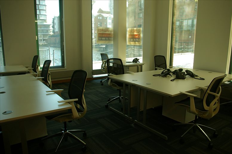 Photo of Office Space available to rent on Bellerive House, 3 Muirfield Crescent, Ground & 5th Floor, Docklands