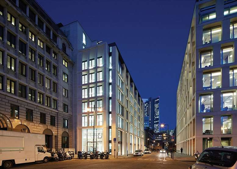 26 Finsbury Square, London available for companies in Moorgate