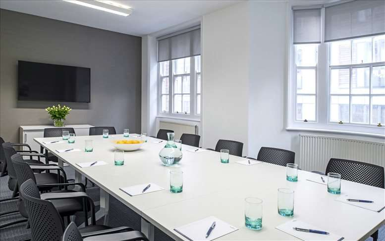 Image of Offices available in Fitzrovia: Bentinck House, 3-8 Bolsover St, Fitzrovia