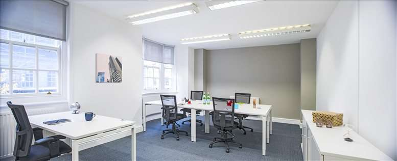 Fitzrovia Office Space for Rent on Bentinck House, 3-8 Bolsover St, Fitzrovia