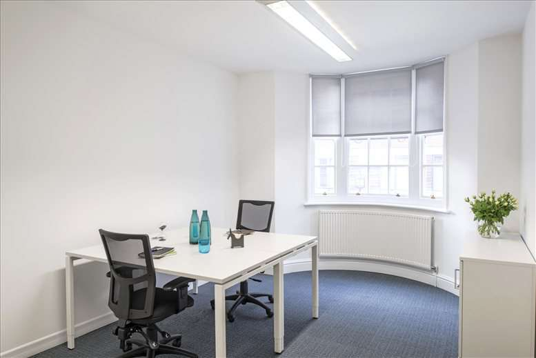 Rent Fitzrovia Office Space on Bentinck House, 3-8 Bolsover St, Fitzrovia