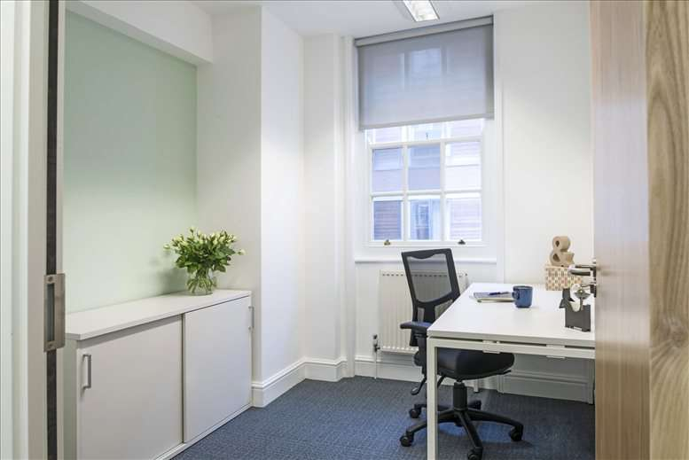 Photo of Office Space available to rent on Bentinck House, 3-8 Bolsover St, Fitzrovia, Fitzrovia