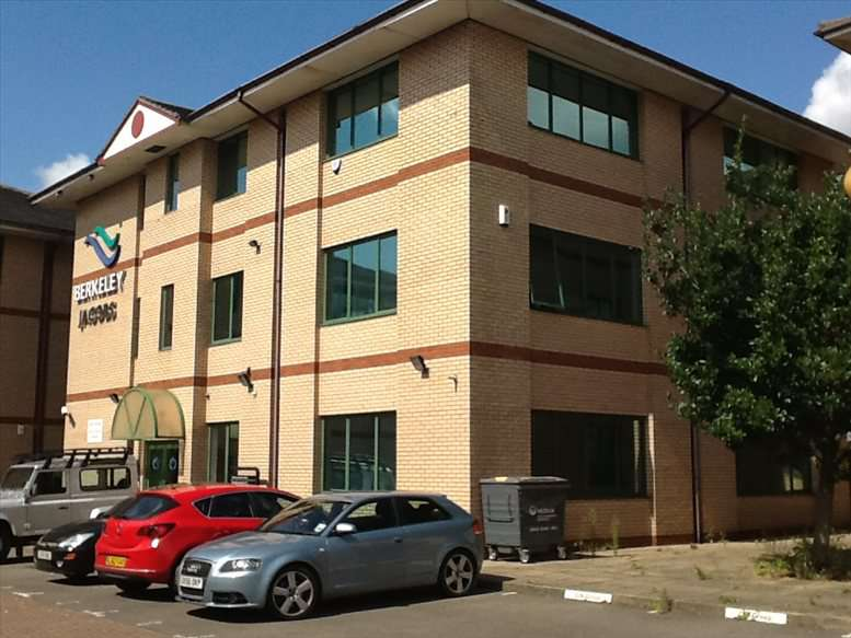 Photo of Office Space on Beta House, Laser Quay, Culpeper Close, Rochester, Kent - ME2