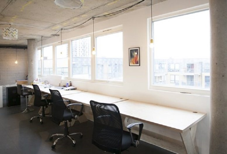 Reliance Wharf, 2-10 Hertford Road, De Beauvoir Town Office for Rent Hoxton