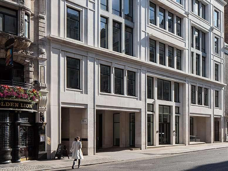 23 King Street available for companies in St James's Park