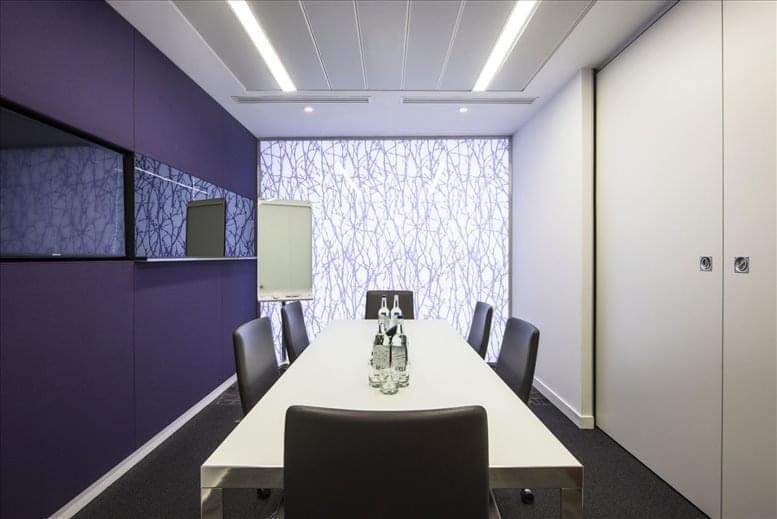 23 King Street Office Space St James's Park