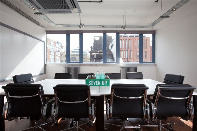 Photo of Office Space on 69 Old Street, London Old Street