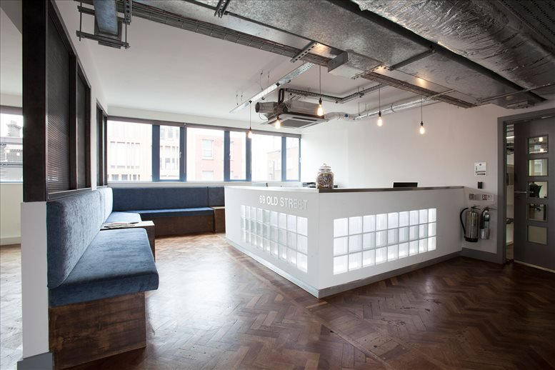 Picture of 69 Old Street, London Office Space for available in Old Street