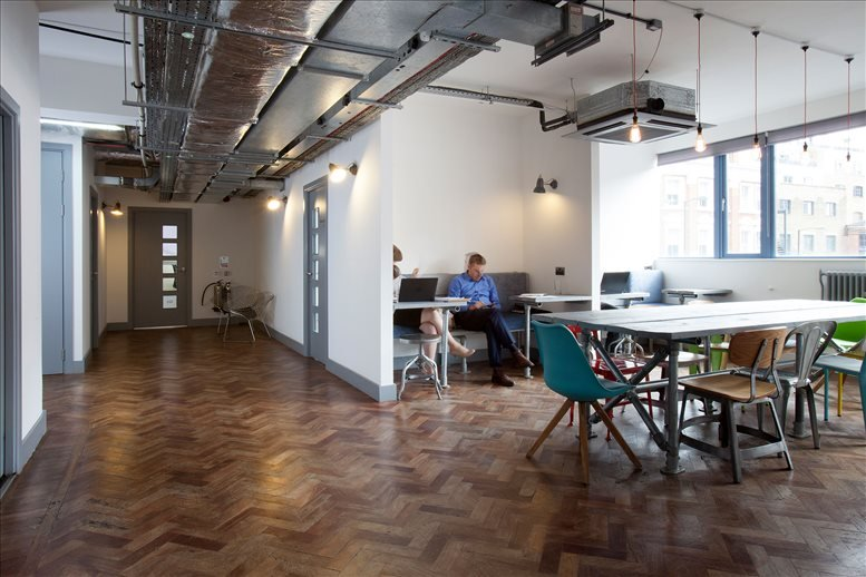 Image of Offices available in Old Street: 69 Old Street, London