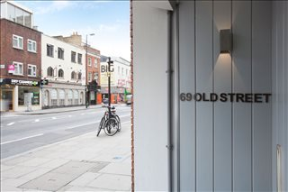Photo of Office Space on 69 Old Street, London - Old Street