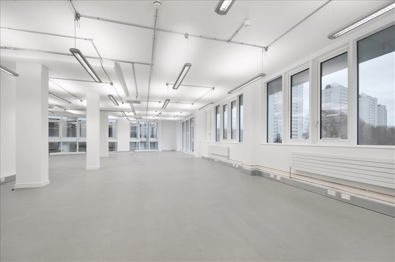 Wandsworth Office Space for Rent on The Light Bulb, 1 Filament Walk