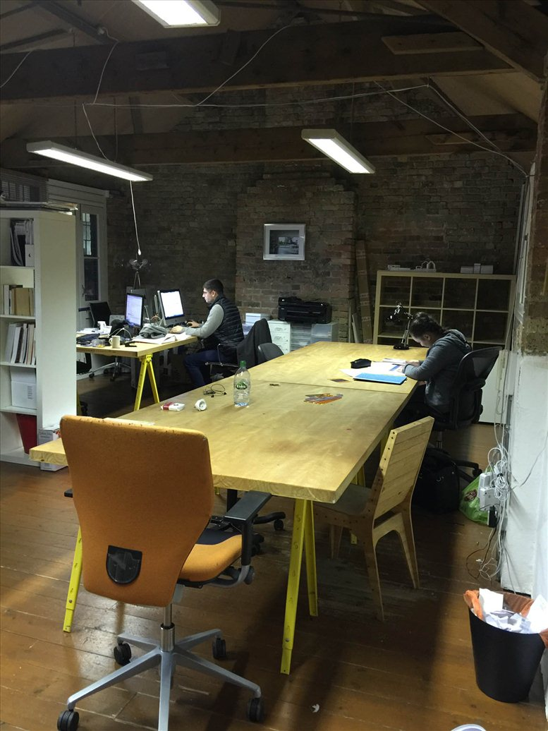 Picture of 2 Durham Yard, Teesdale Street Office Space for available in Bethnal Green