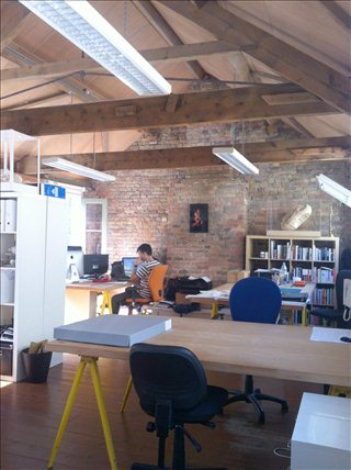 Photo of Office Space on 2 Durham Yard, Teesdale Street - Bethnal Green