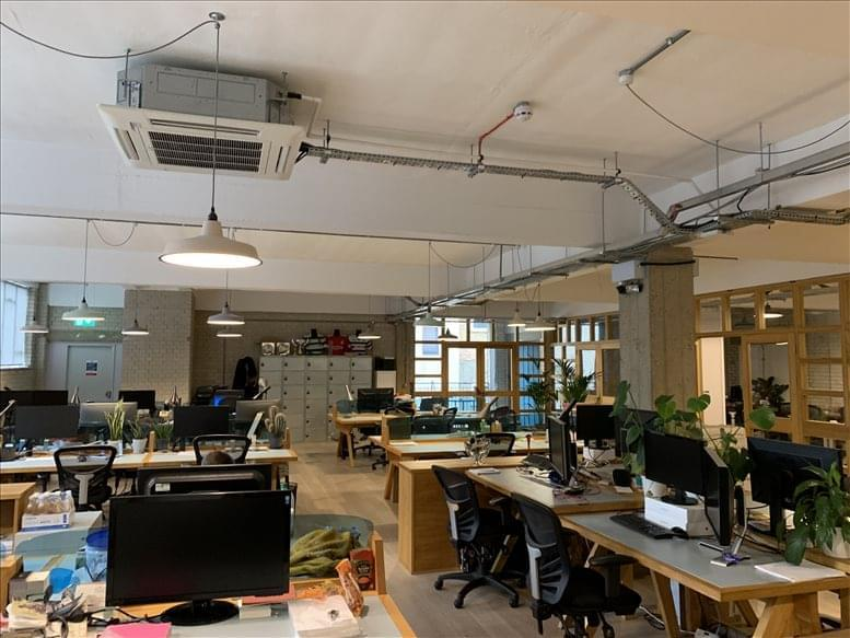 154-158 Shoreditch High Street, London Office for Rent Shoreditch