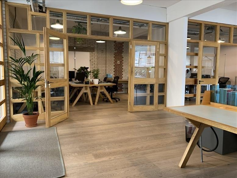Picture of 154-158 Shoreditch High Street, London Office Space for available in Shoreditch