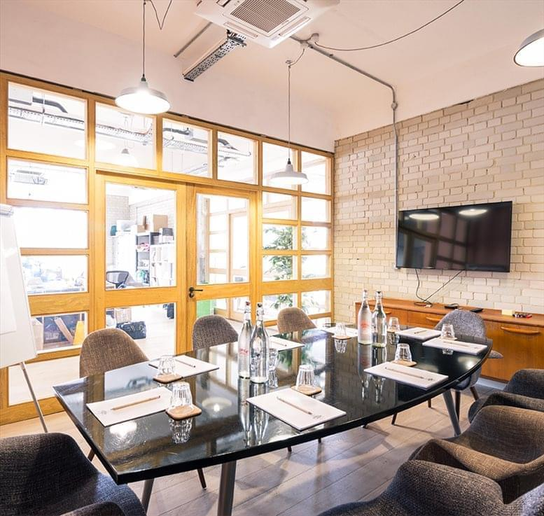 Photo of Office Space on 154-158 Shoreditch High Street, London Shoreditch