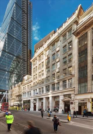 Photo of Office Space on 107 Leadenhall Street - Bank