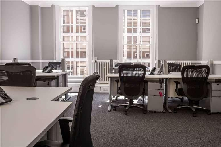 Photo of Office Space available to rent on 19-21 Christopher Street, London, Liverpool Street