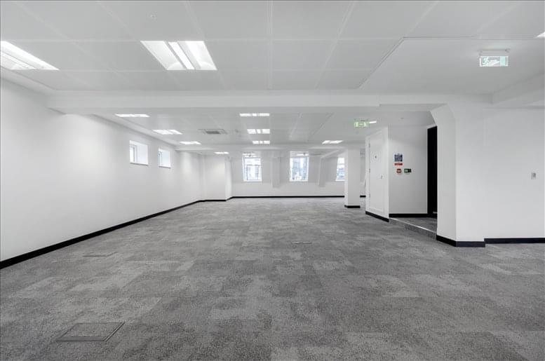Office for Rent on Bouverie House, 154- 60 Fleet Street, City of London Fleet Street