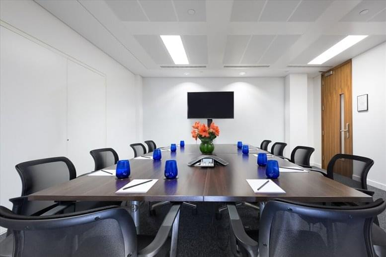 75 King William Street Office for Rent Monument