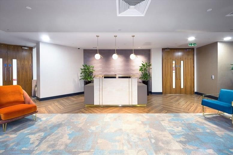 Rent Monument Office Space on 75 King William Street