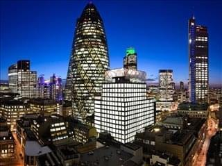 Photo of Office Space on 6 Bevis Marks, The City - City of London