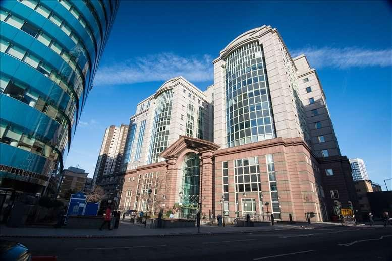 15 St Botolph Street Office Space Aldgate