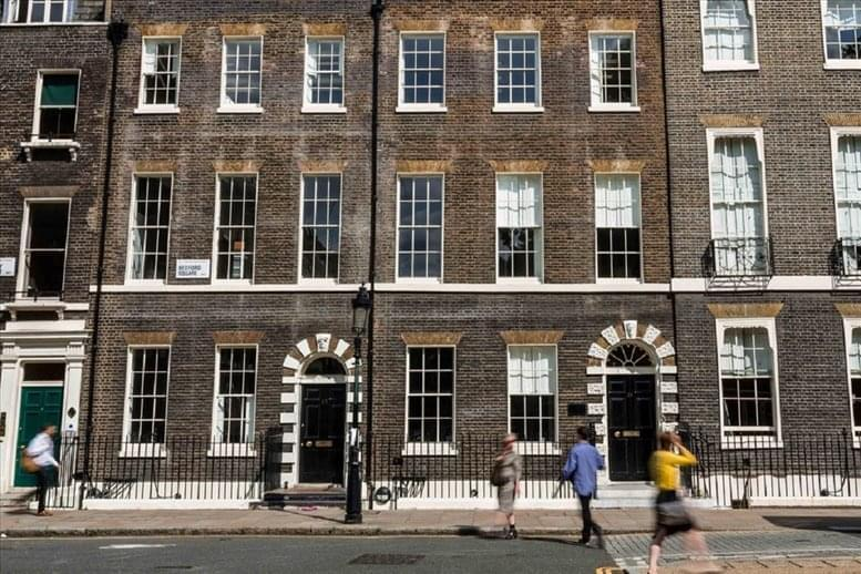 26-27 Bedford Square, West End Office Space Bloomsbury