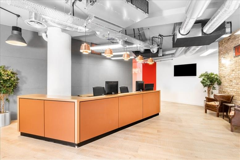 Image of Offices available in Hoxton: Eagle House, 167 City Road, London