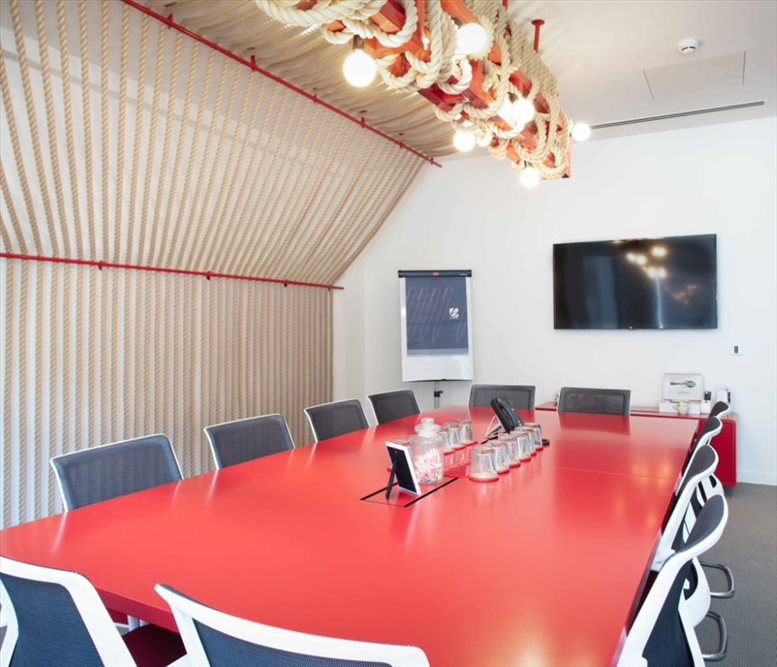 Rent The City Office Space on 20 St Dunstans Hill, London