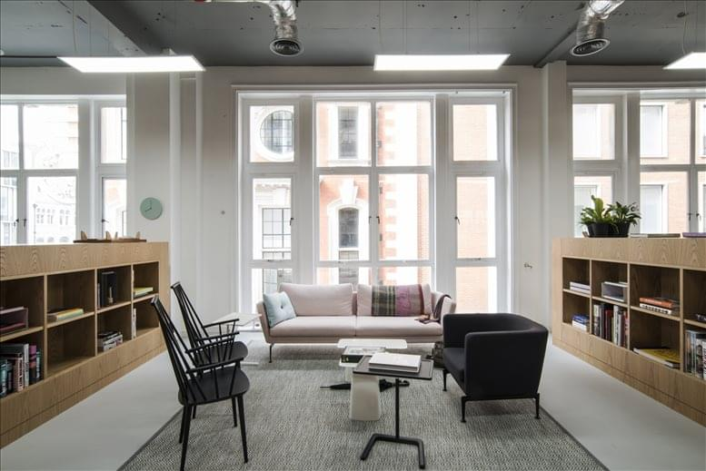 Image of Offices available in Oxford Circus: Mappin House, 4 Winsley Street, Fitzrovia