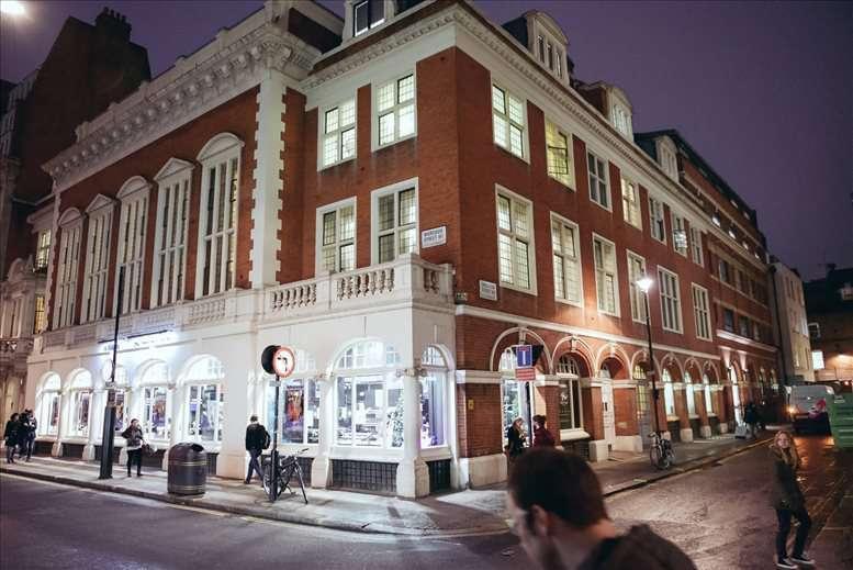 Medius House, 2 Sheraton Street Office Space Soho