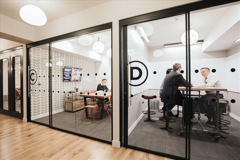Picture of Medius House, 2 Sheraton Street Office Space for available in Soho