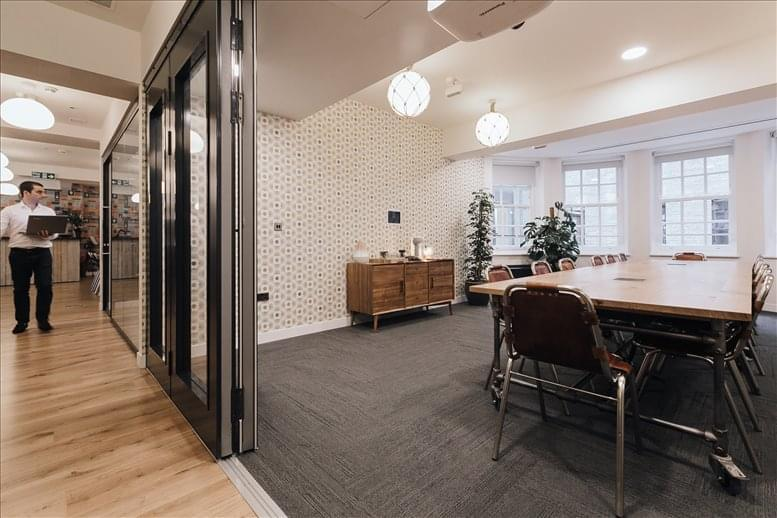 Image of Offices available in Soho: Medius House, 2 Sheraton Street