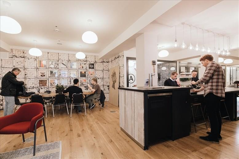 Soho Office Space for Rent on Medius House, 2 Sheraton Street