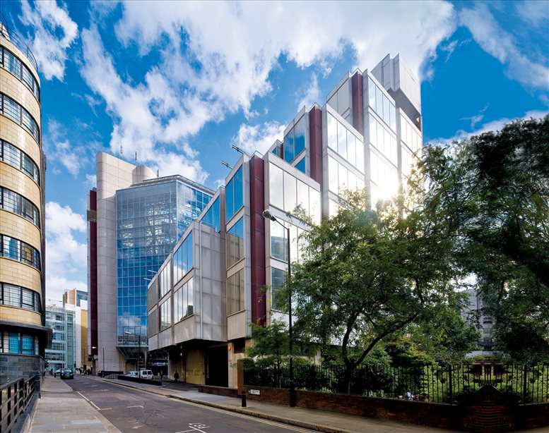 1 Portsoken Street, London available for companies in Aldgate