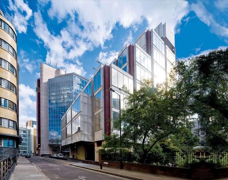 1 Portsoken St, London Office Space Aldgate