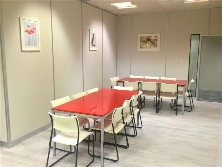 Image of Offices available in Aldgate: 1 Portsoken St, London