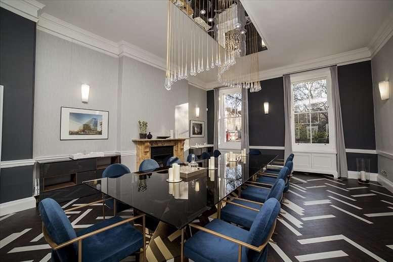Rent Bloomsbury Office Space on 14 Bedford Square, Bloomsbury, Regents Park
