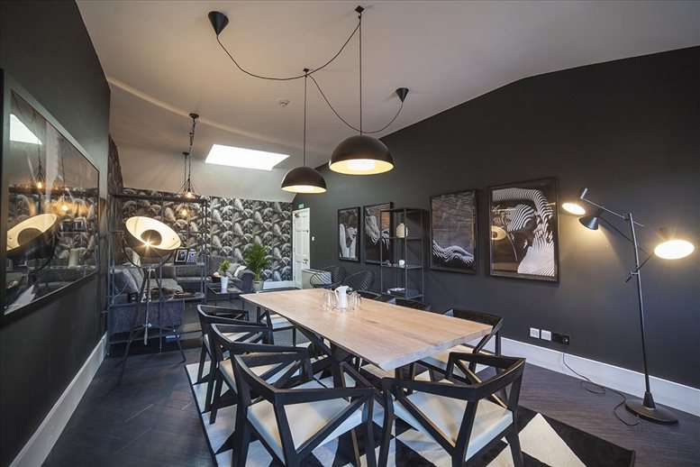 14 Bedford Square, Bloomsbury, Regents Park Office Space Bloomsbury