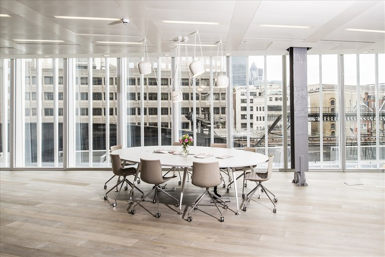 News Building, 3 London Bridge Street Office Space London Bridge