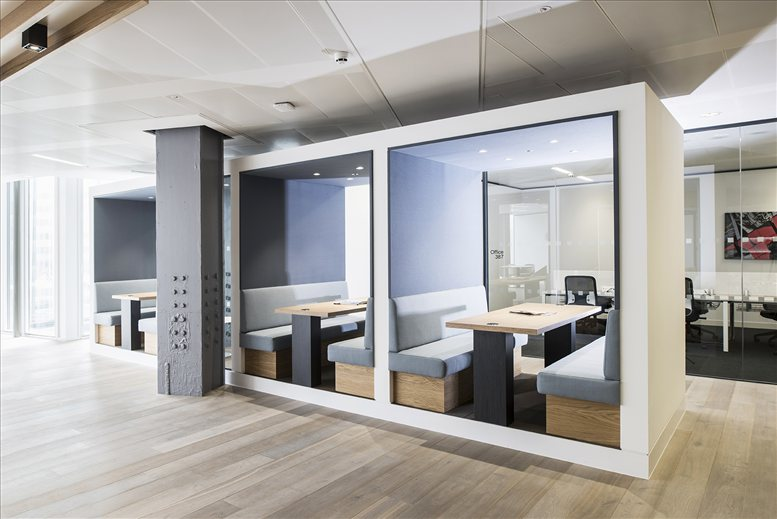 Photo of Office Space on News Building, 3 London Bridge Street London Bridge