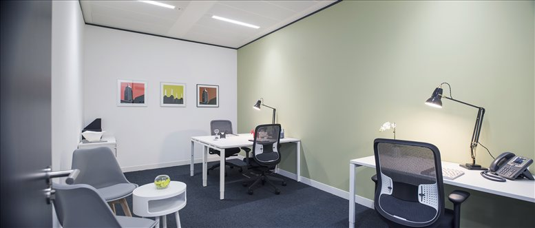 News Building, 3 London Bridge Street Office for Rent London Bridge