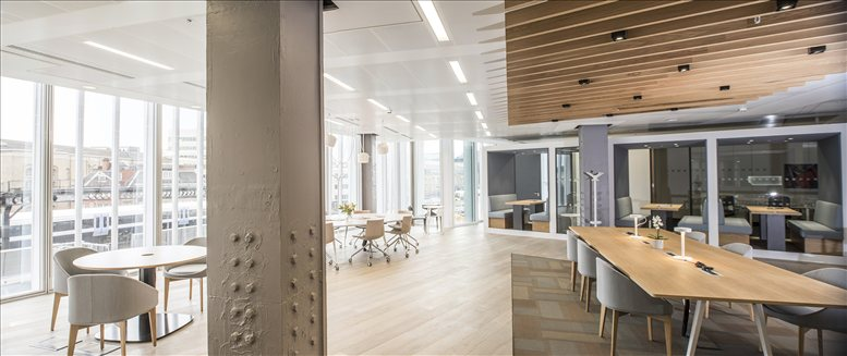 Image of Offices available in London Bridge: News Building, 3 London Bridge Street