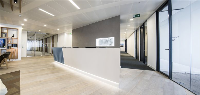 London Bridge Office Space for Rent on News Building, 3 London Bridge Street