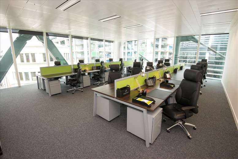 Office for Rent on Cannon Place, 78 Cannon Street, London Cannon Street