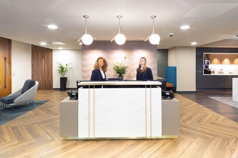 Photo of Office Space on Cannon Place, 78 Cannon Street, London Cannon Street