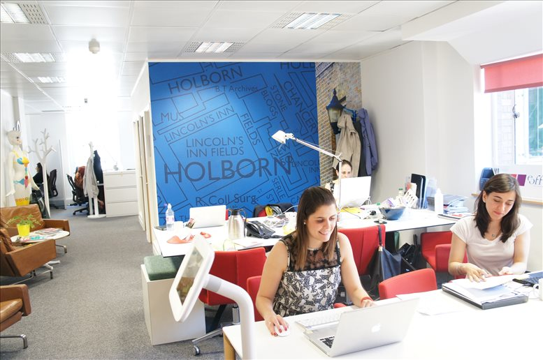 Lincoln House, 300 High Holborn available for companies in High Holborn