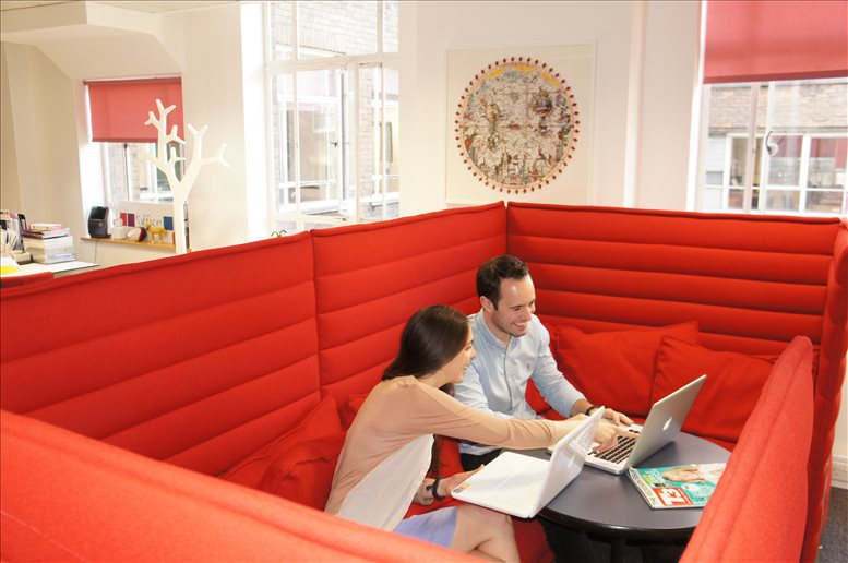 High Holborn Office Space for Rent on Lincoln House, 300 High Holborn